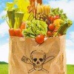 Contaminação de alimentos já é fato no Brasil